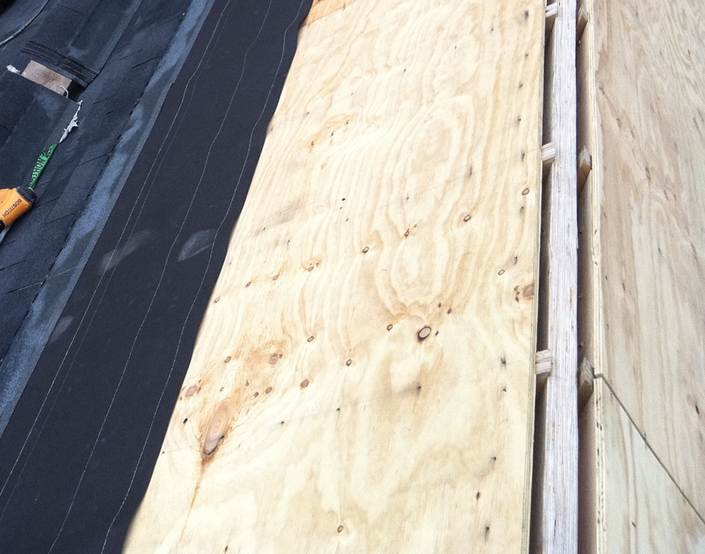 Plywood Insulated Roofing Sheets